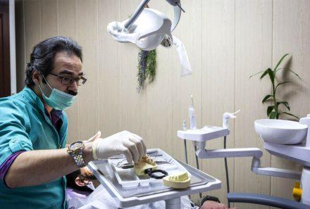 متخصص جراح لثه