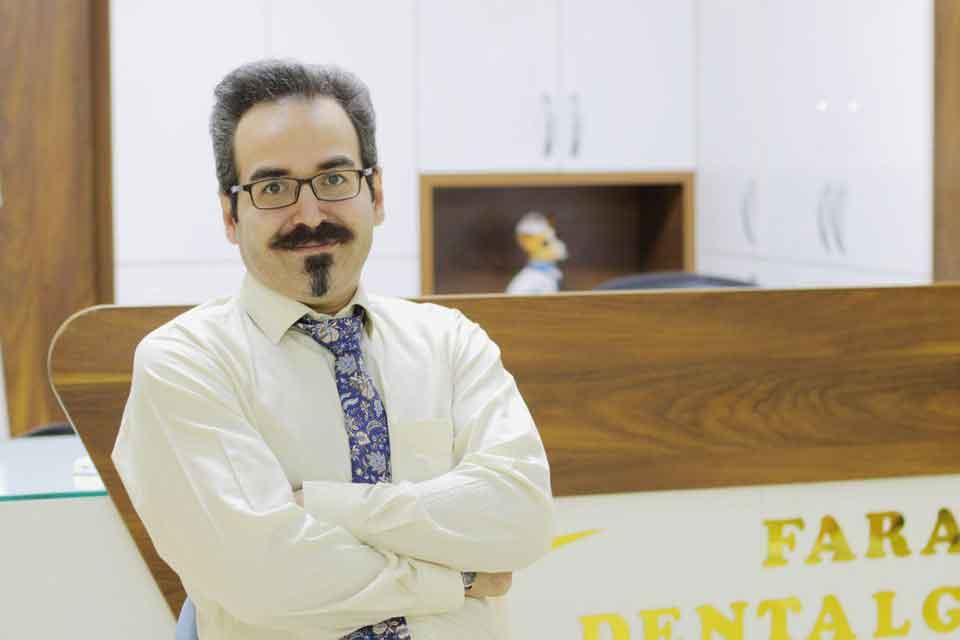دکتر فراز تیموری