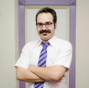 دکتر فراز تیموری جراح لثه و متخصص ایمپلنت