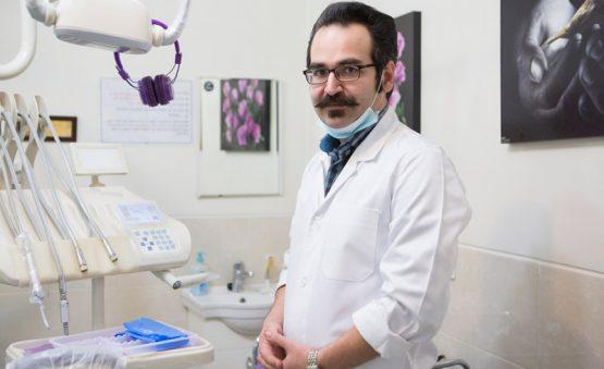 دندانپزشک در کرج